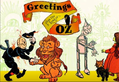Greetings from the Land of Oz 9781400052134