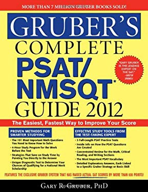 Gruber's Complete PSAT/NMSQT Guide 9781402253348