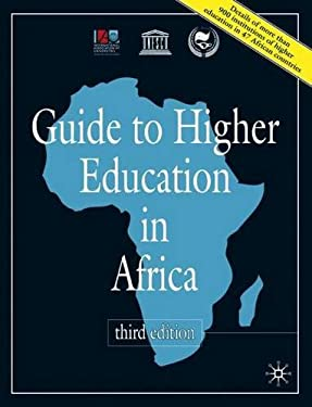 Guide to Higher Education in Africa 9781403936745