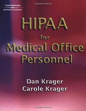 HIPAA for Medical Office Personnel 9781401865740