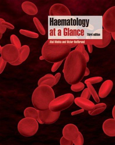 Haematology at a Glance 9781405179706