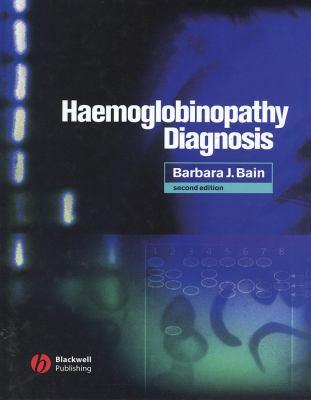 Haemoglobinopathy Diagnosis 9781405135160