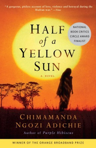 Half of a Yellow Sun 9781400095209