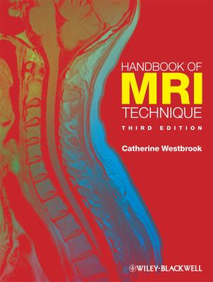 Handbook of MRI Technique 9781405160858