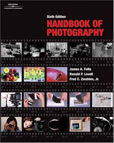 Handbook of Photography 9781401848606