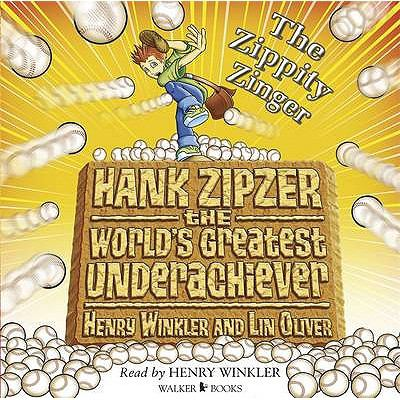 Hank Zipzer: The Zippity Zinger 9781406322088