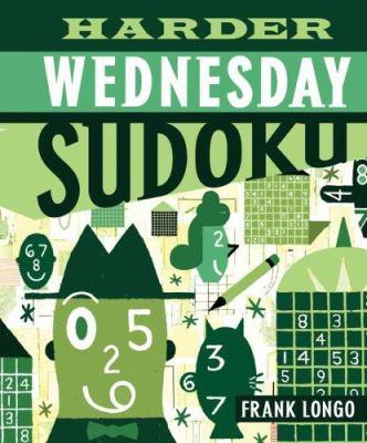 Harder Wednesday Sudoku 9781402744266