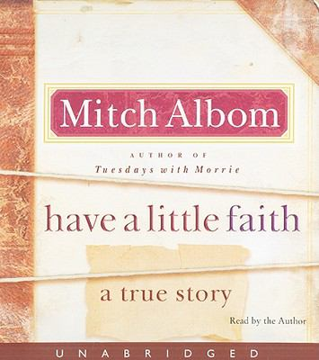 Have a Little Faith: A True Story 9781401394196