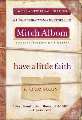 Have a Little Faith: A True Story 9781401310462