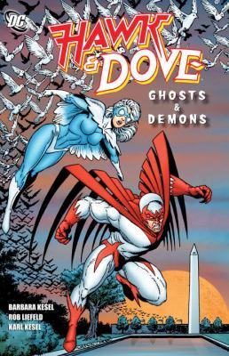 Hawk & Dove: Ghosts & Demons 9781401233976