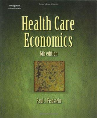 Health Care Economics 9781401859794
