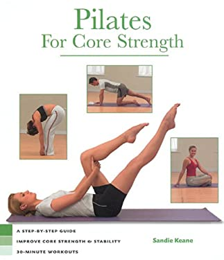 Health Series: Pilates for Core Strength 9781402719714