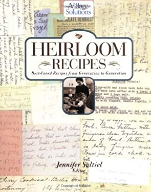 Heirloom Recipes: Best-Loved Recipes from Generation to Generation 9781401600457