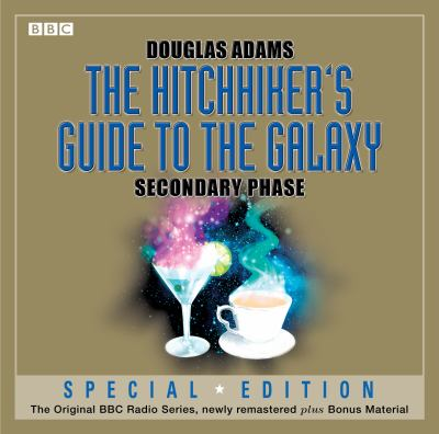 Hitchhiker's Guide to the Galaxy: Secondary Phase 9781408409770