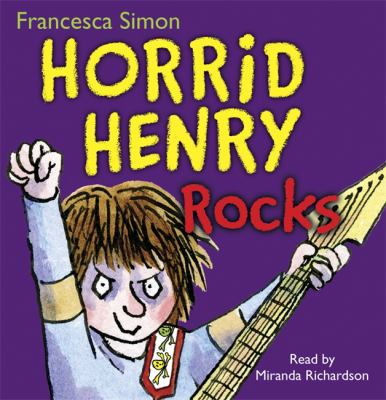 Horrid Henry Rocks 9781409113713
