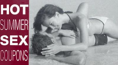 Hot Summer Sex Coupons 9781402202582