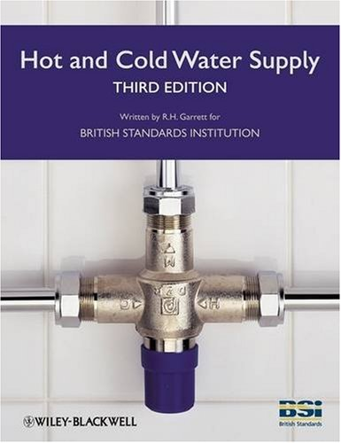 Hot and Cold Water Supply 9781405130028