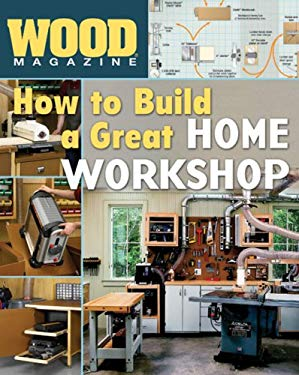How to Build a Great Home Workshop 9781402711770