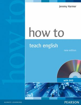 How to Teach English [With DVD] 9781405853095