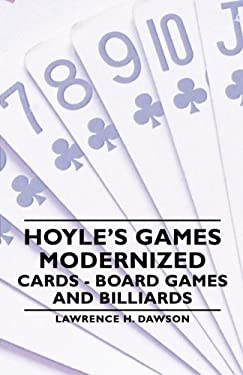 Hoyle's Games Modernized - Cards - Board Games and Billiards 9781406789546