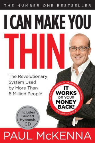 I Can Make You Thin: The Revolutionary System Used by More Than 6 Million People [With CD (Audio)] 9781402775543