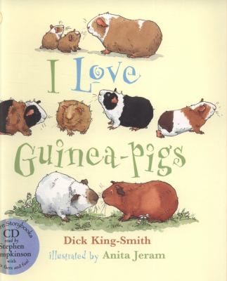 I Love Guinea-pigs 9781406318418