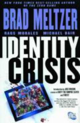 Identity Crisis 9781401204587