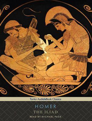 The Iliad 9781400117062