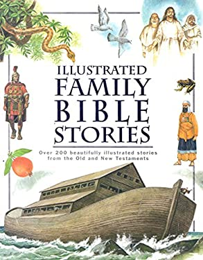 Illustrated Family Bible Stories 9781405459853