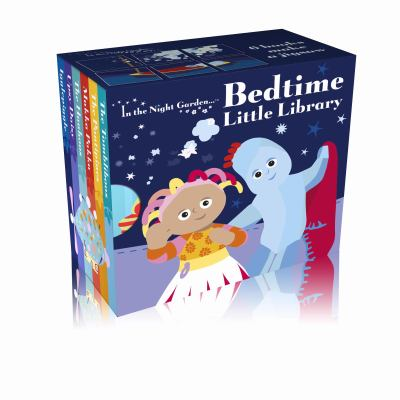 Bedtime Little Library. 9781405907736