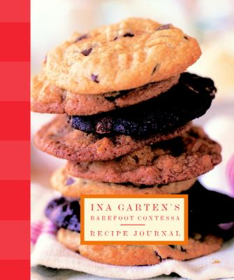 Ina Garten's Barefoot Contessa Recipe Deluxe Journal 9781400049882