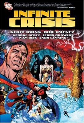 Infinite Crisis 9781401209599