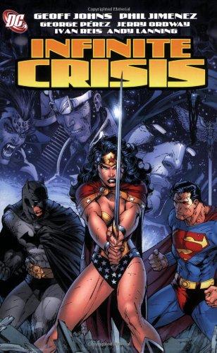 Infinite Crisis 9781401210601