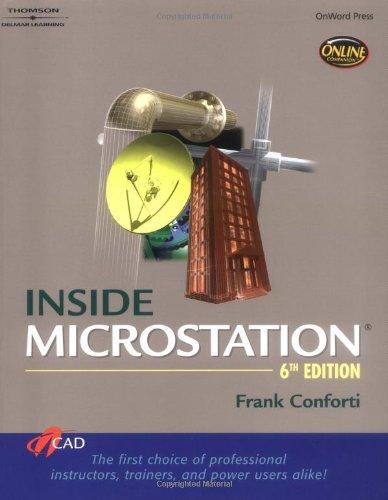 Inside MicroStation 9781401814816
