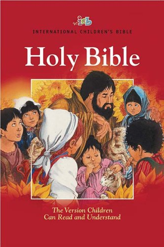 International Children's Bible-ICB-Economy 9781400310852