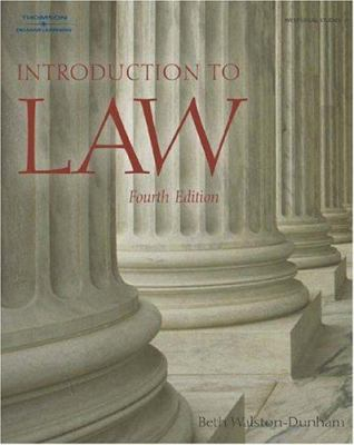 Introduction to Law 9781401834623