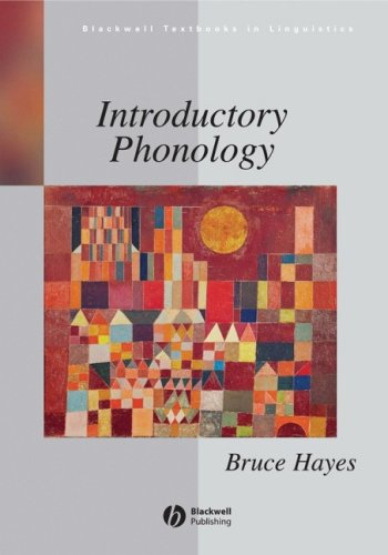 Introductory Phonology 9781405184113