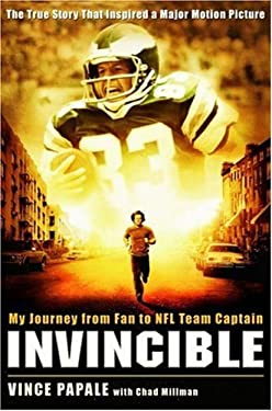 Invincible: My Journey from Fan to NFL Team Captain 9781401308841