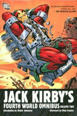 Jack Kirby's Fourth World Omnibus, Volume 2 9781401213572
