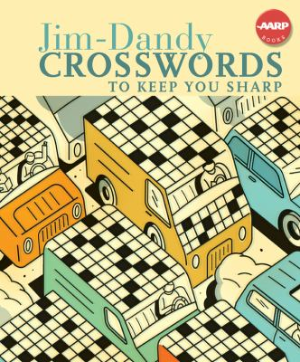 Jim-Dandy Crosswords to Keep You Sharp 9781402752391