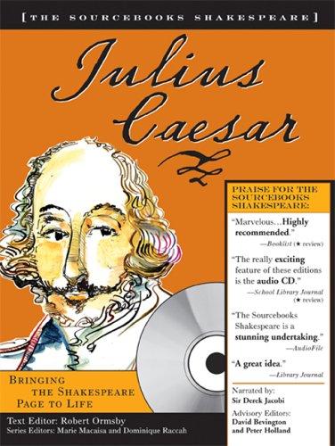 Julius Caesar [With CD] 9781402206870