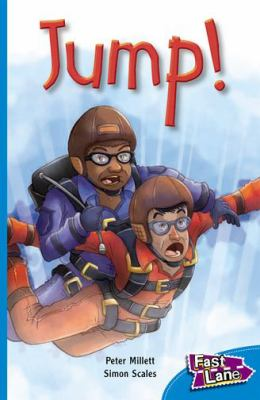 Jump! Fast Lane Blue Fiction 9781408500873