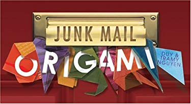Junk Mail Origami 9781402753251