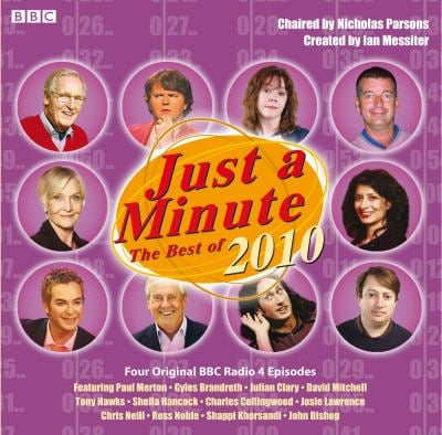 Just a Minute: Best of 2010 9781408467350