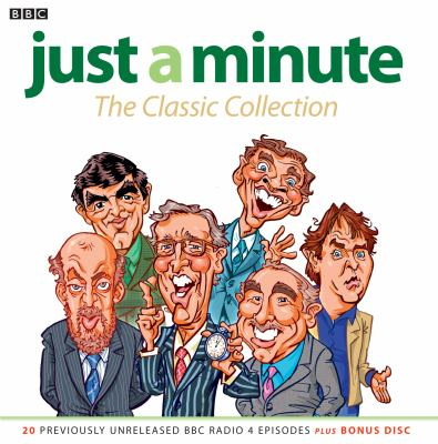 Just a Minute: The Classic Collection 9781408469996
