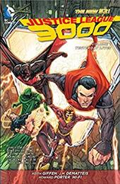 Justice League 3000 Vol. 1: Yesterday Lives (The New 52) (Justice League of America) 22338320