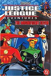 Justice League Adventures: The Magnificent Seven - Vol 01 6039016