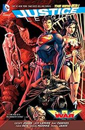 Justice League: Trinity War  (New 52) 22304720