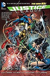 Justice League TP Vol 3 Throne of Atlantis (The New 52) 21375613