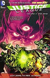 Justice League Vol. 4: The Grid (The New 52) 22299226